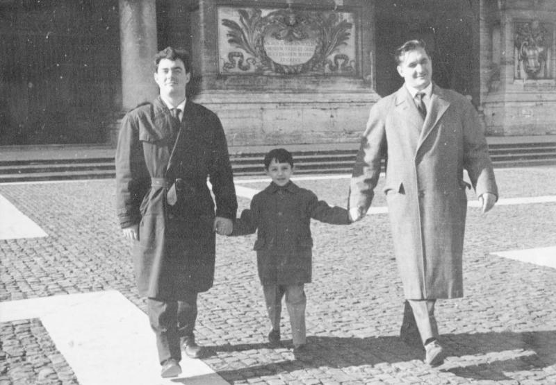 Innocente e Renato Appi