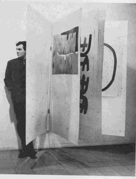 Innocente Fratelli Fabbri Biennale Parigi 1967