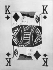 1963 Re di quadri