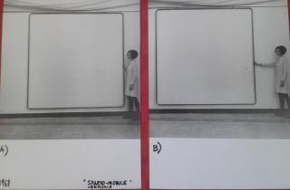 1968 Spazio mobile verticale