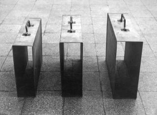 1969 Tre valige portaspazio