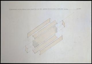 1981 La pelle del marmo, progetto